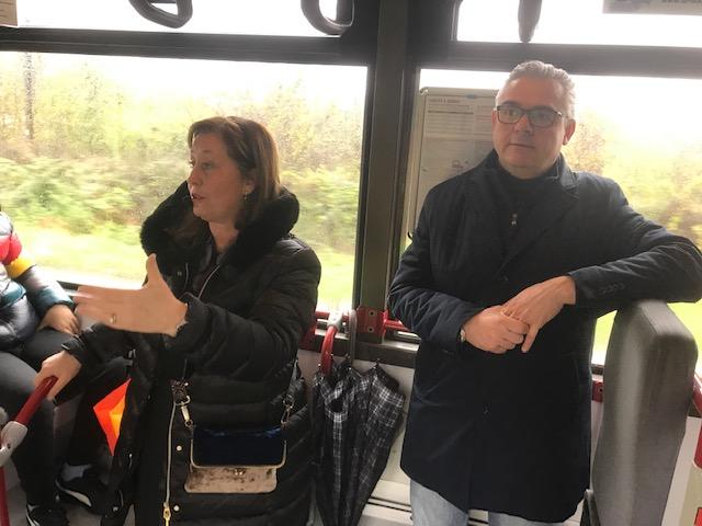 Bus Tour, i piacentini scoprono i tesori di Piacenza viaggiando sui pullman ecologici - Libertà