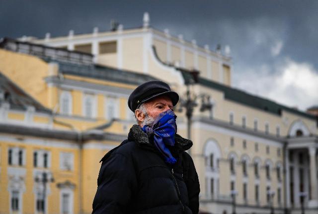 Coronavirus: Russia, quasi 10 mila nuovi casi