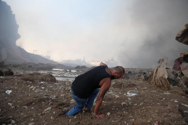 Beirut, italiana morta nell'esplosione: conferma la Farnesina