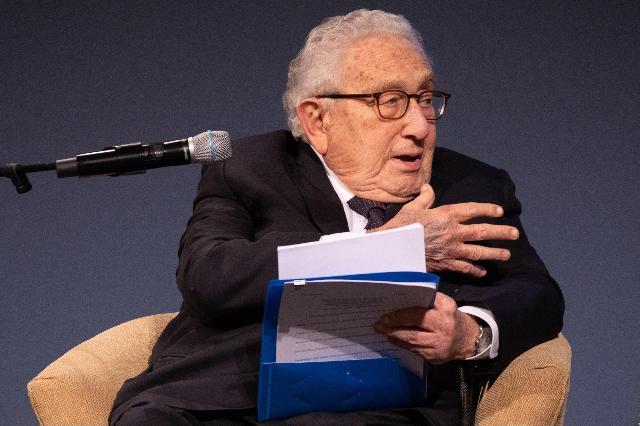 Usa-Cina: Kissinger, fare più sforzi per la cooperazione ...