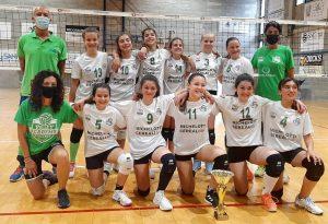 River Volley 2001, Michelotti Cereali River campione territoriale U13