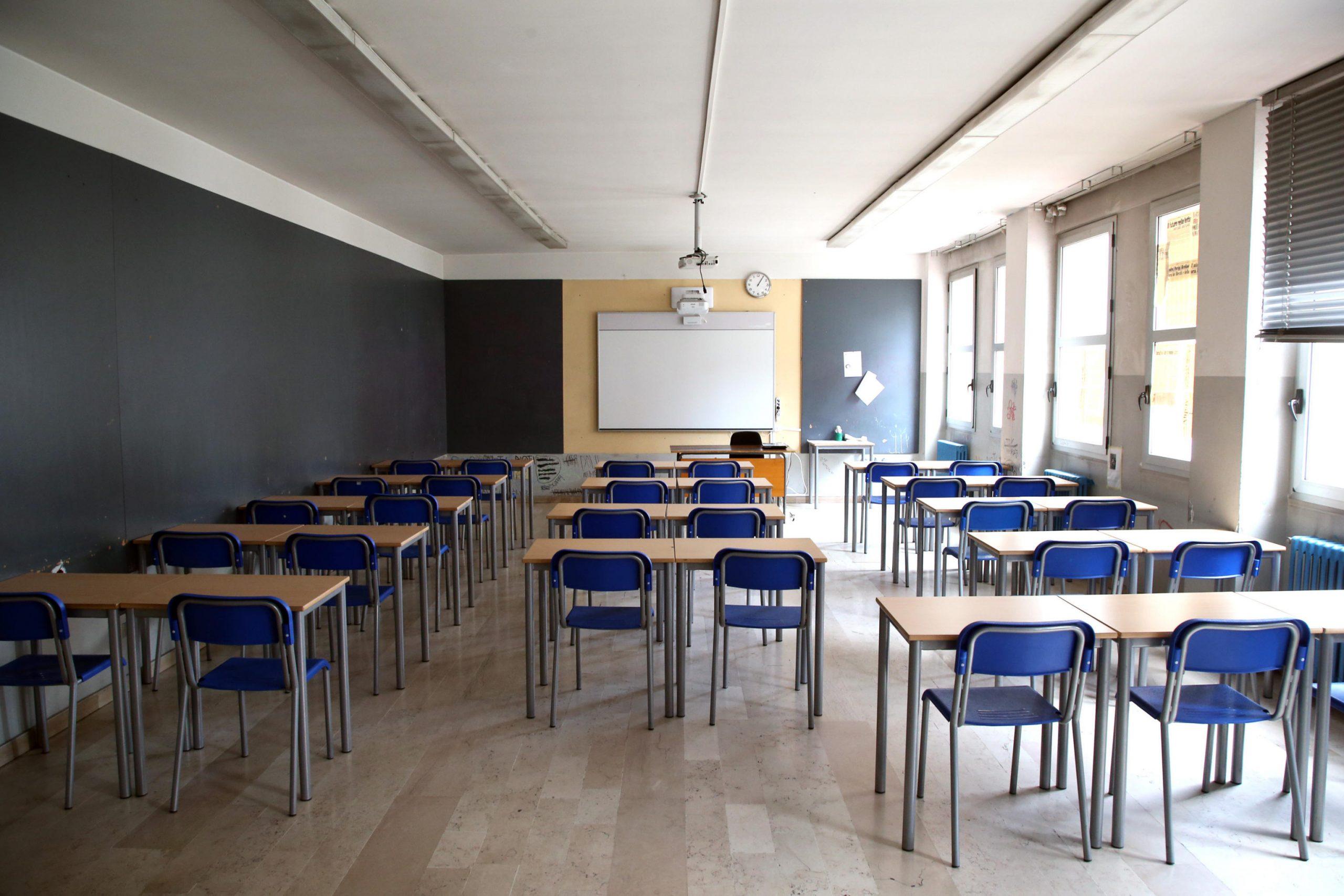 aule aula scuola