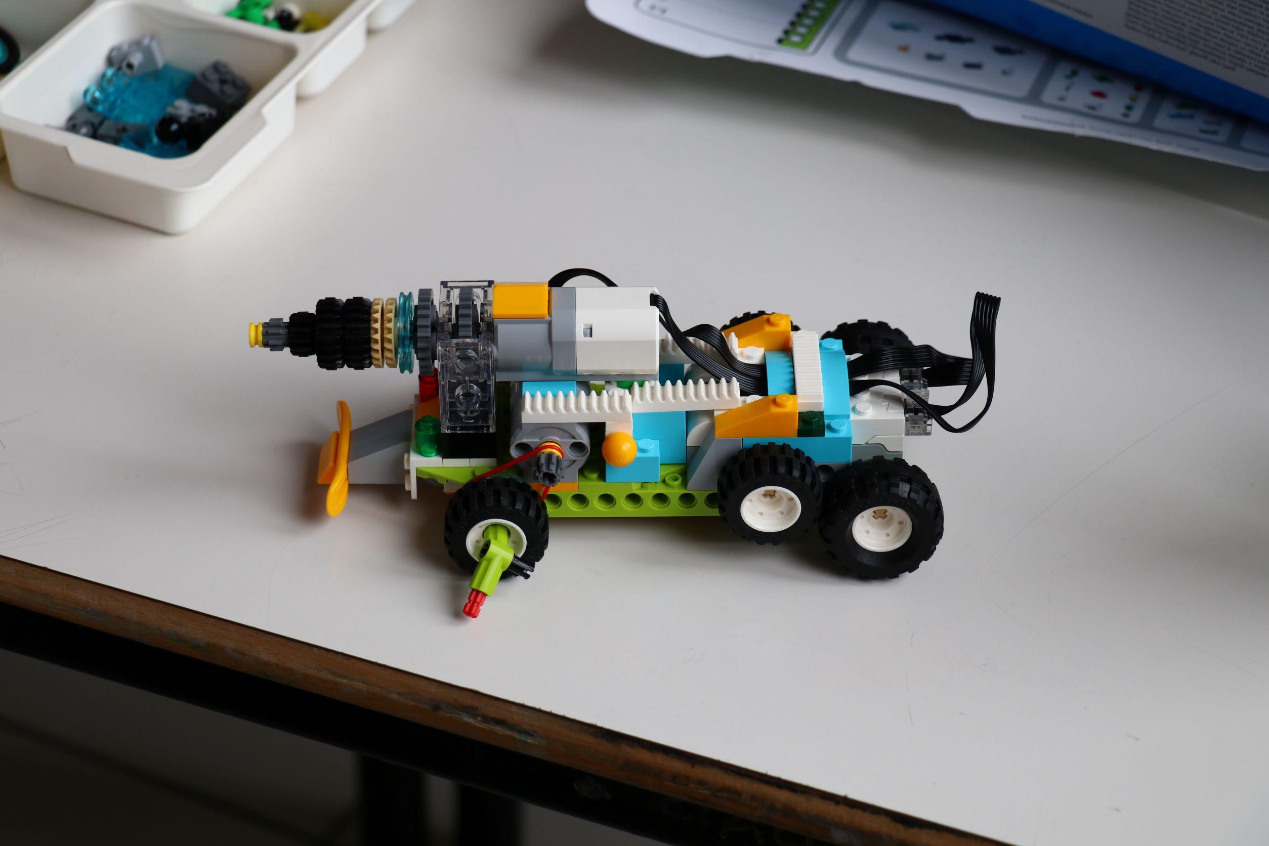 Laboratorio robotica Ponte dell'Olio